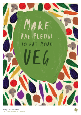 Make The Pledge by Nikki Miles
